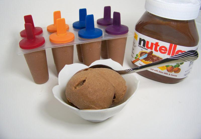 Nutella sladoled