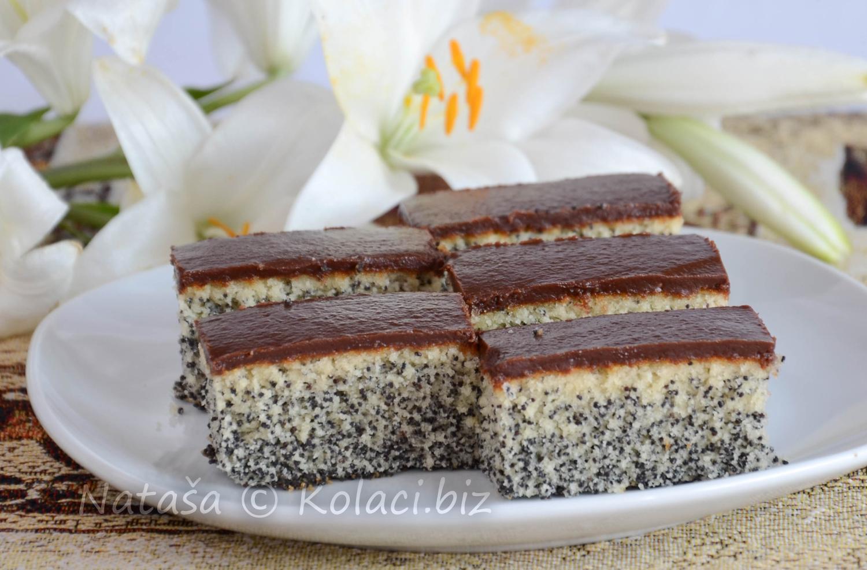 Čokoladni mak