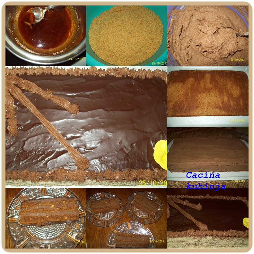 Grilijas torta