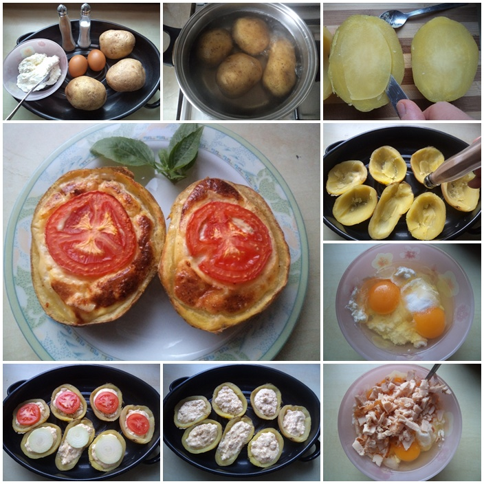 Tortice od krompira