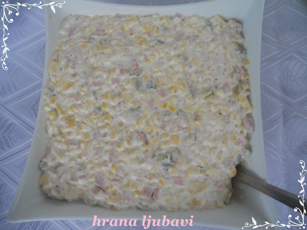 Šećerac salata