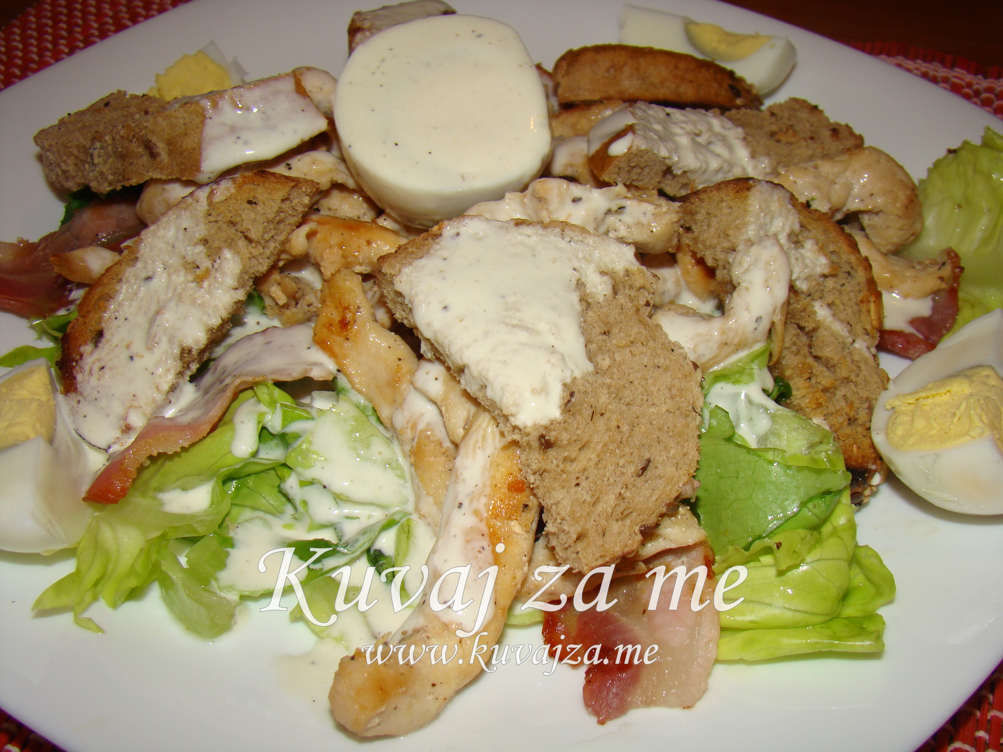 Cezarica salata