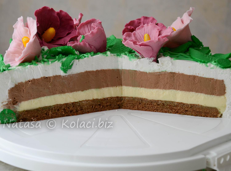 Parfe torta