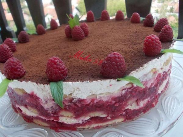 Voćna tiramisu torta