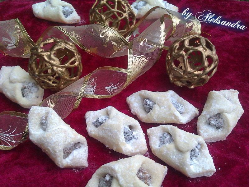 Božične kiflice