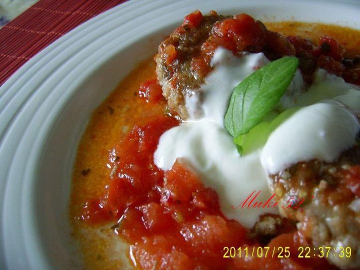 Faširane šnicle sa paradajzom