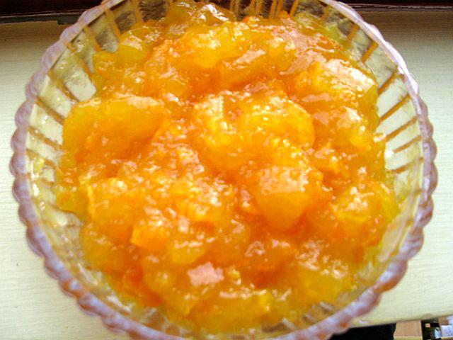 Džem od narandže i grejpa