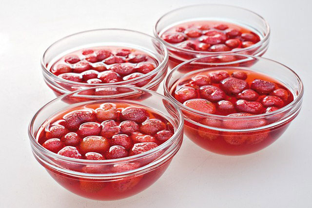 Kompot od jagoda