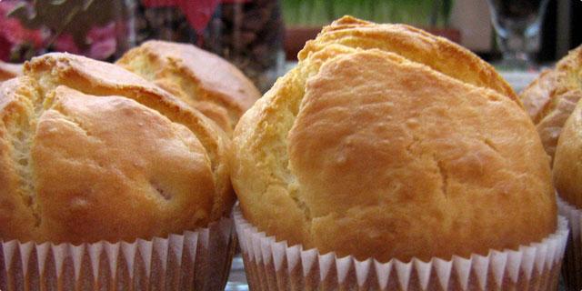 Slani muffini sa sirom