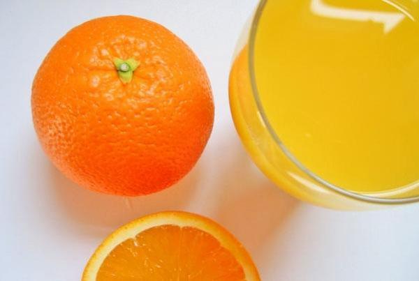 Domaći sirup od naranče