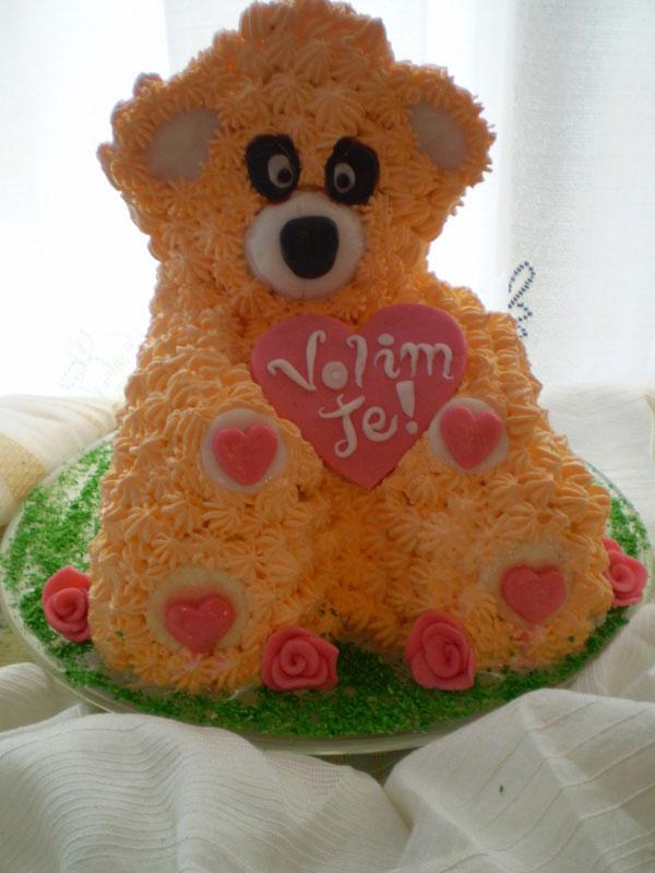 Medo torta