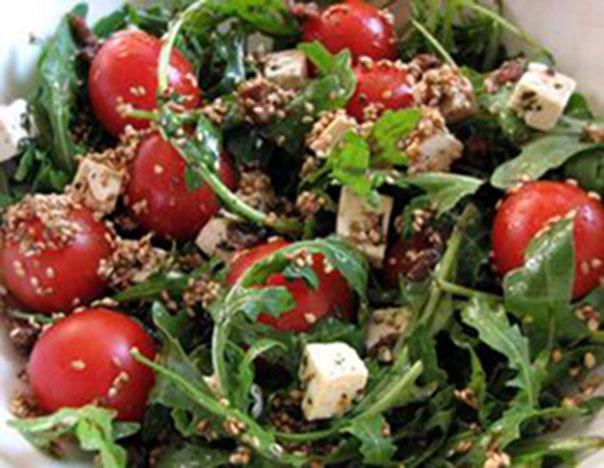 Salata sa rukolom