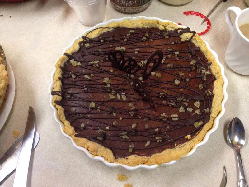Čokoladna pita