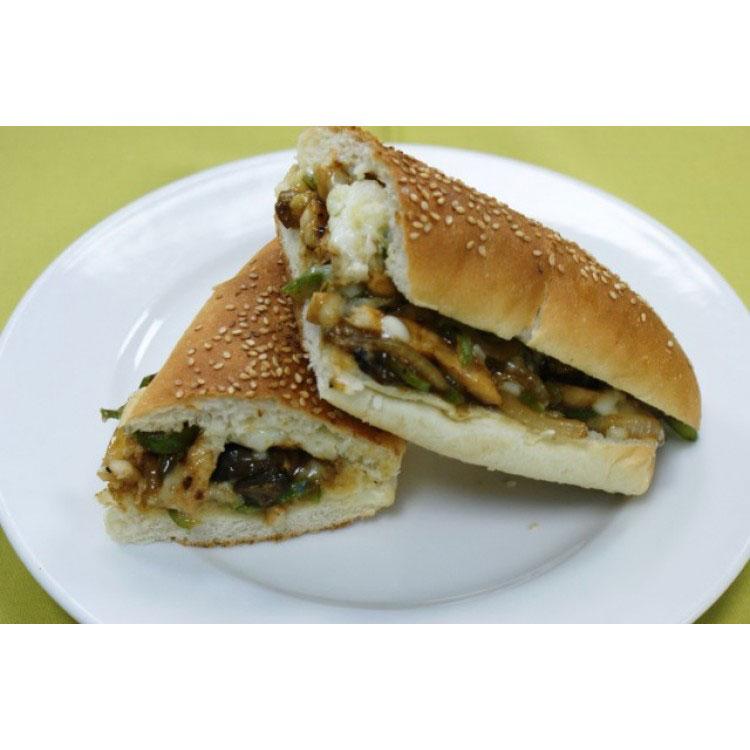 Pileći sendviči sa gljivama