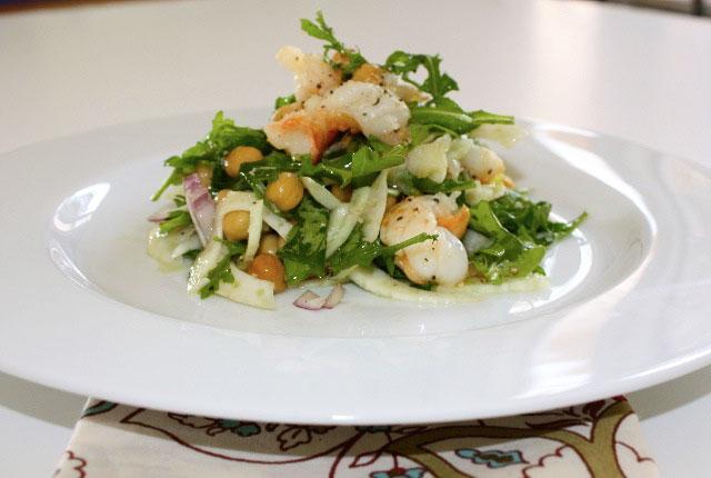 Salata sa gamborima