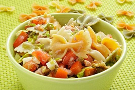 Salata sa pastom