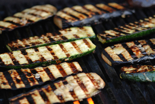 Tikvice na roštilju