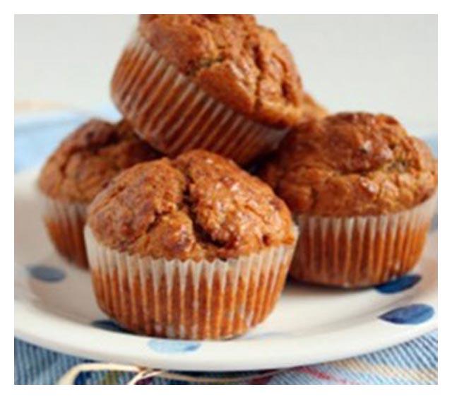 Muffini sa čvarcima