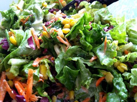 Salata sa kukuruzom