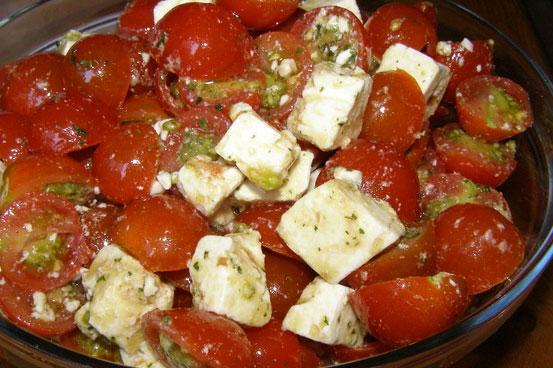 Salata sa sirom