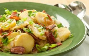 Njemačka krompir salata