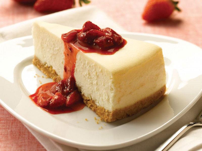 Cheesecake bez sira