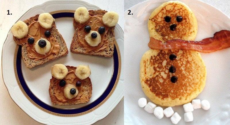 Slano slatki doručak