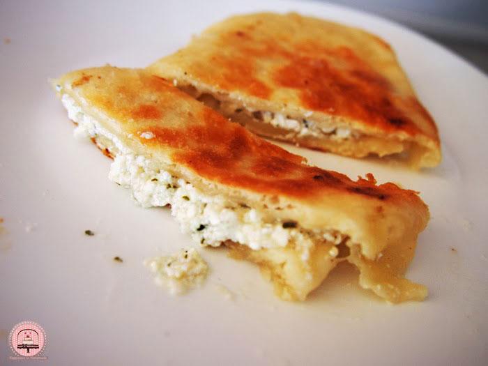 Gozleme ili turske palačinke