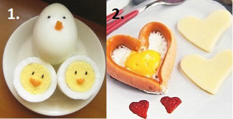 Doručak jaja