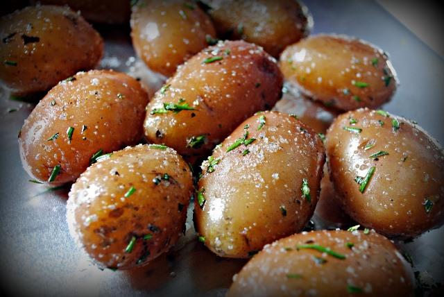 Lažni krompir iz rerne