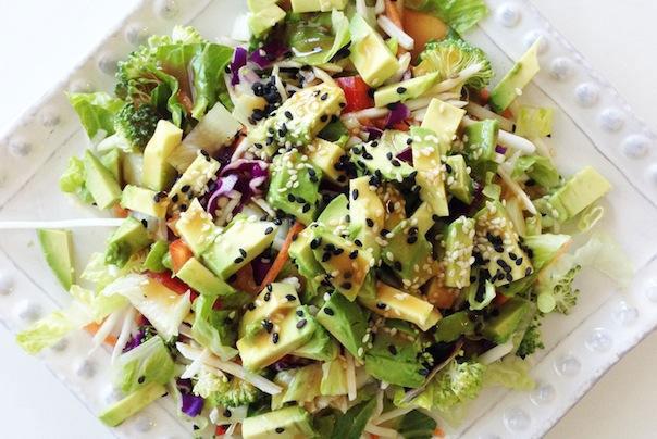Šarena detox salata