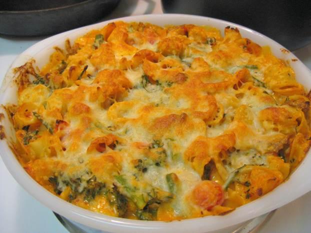 Zapečena pasta sa brokulama