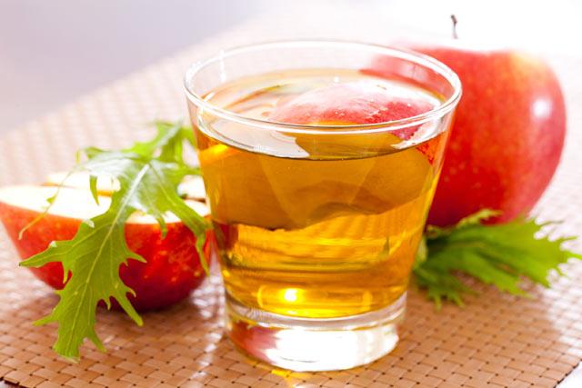 Čaj od svježih jabuka