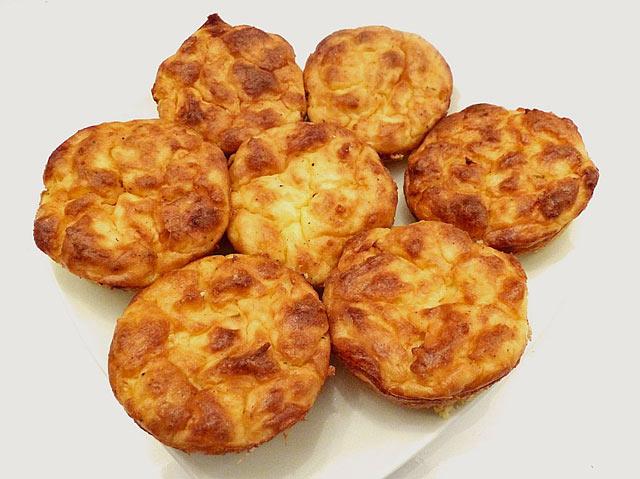 Muffini sa feta sirom