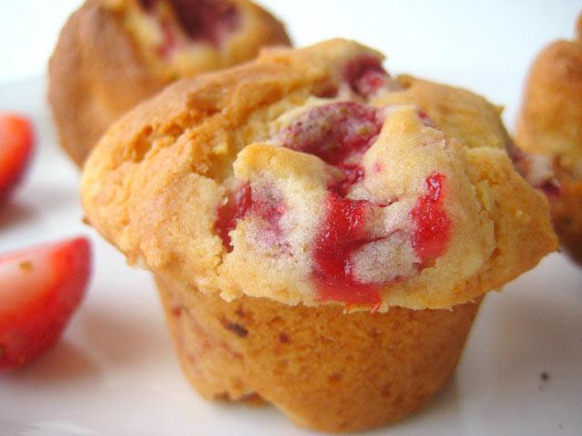 Muffini sa jagodama