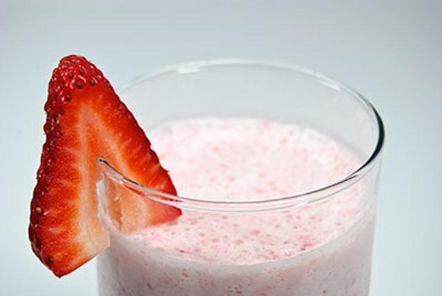 Napitak od jagoda i jogurta