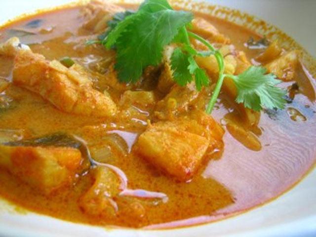 Riblji curry