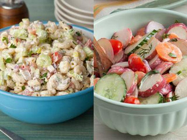 Šta je zdravije: Salata od tjestenine ili salata od krompira?