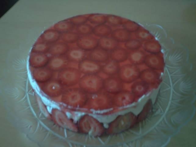 Torta s jagodama