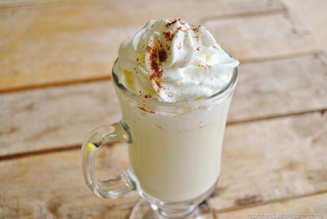 Topla bela čokolada