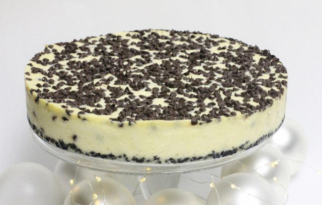 Cheesecake sa čokoladnim mrvicama