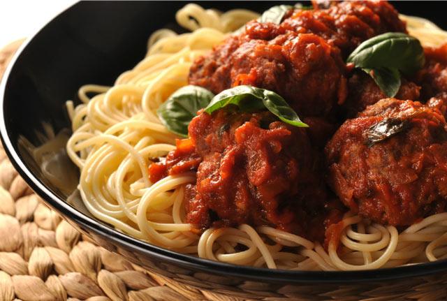 Mesne okruglice u paradajz sosu