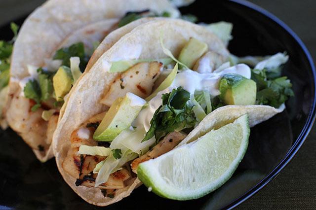 Riblji tacosi