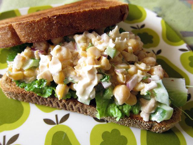 Vegetarijanski sendvič