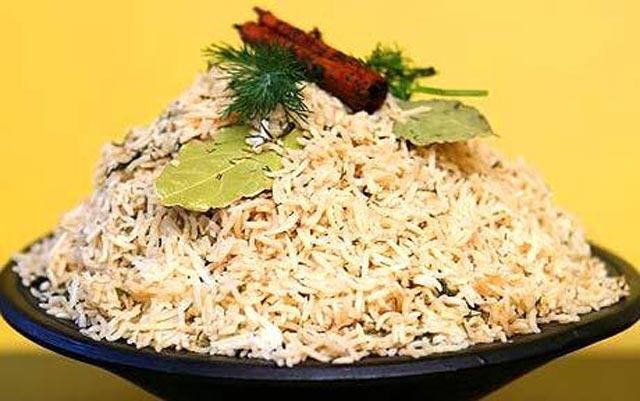 Basmati riža