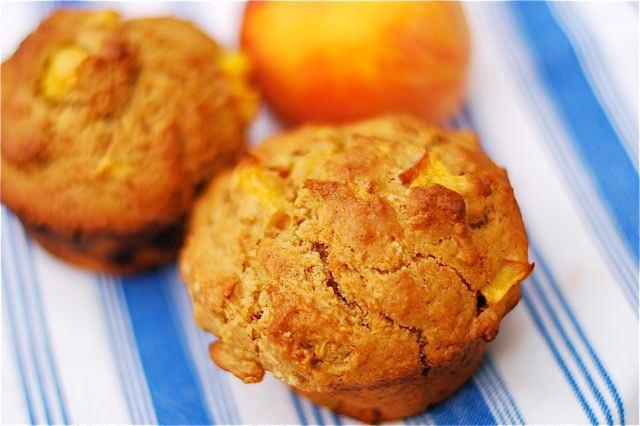 Muffini sa breskvom