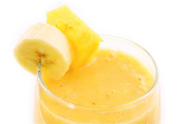 Napitak od banane i narandže