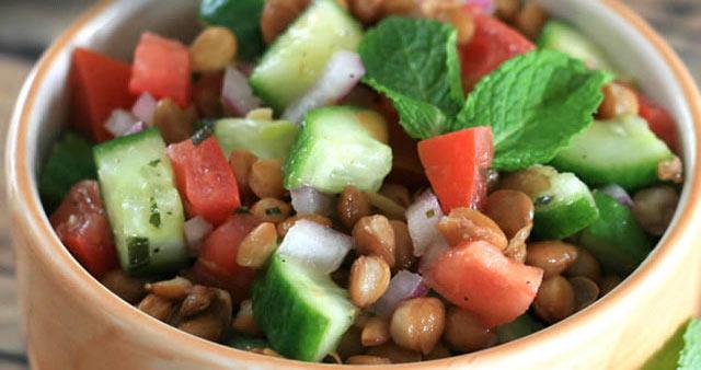 Salata od leće