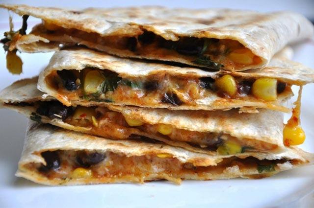 Tortilje sa grahom i kukuruzom
