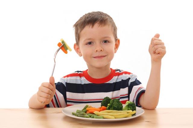8 načina da naučite djecu da jedu više povrća i voća